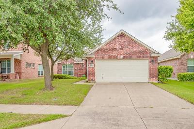 McKinney Single Family Home For Sale: 2500 Spring Drive