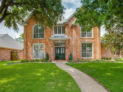Coppell Single Family Home For Sale: 128 Hearthwood Drive