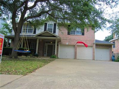 Flower Mound Single Family Home For Sale: 2125 Columbia Drive