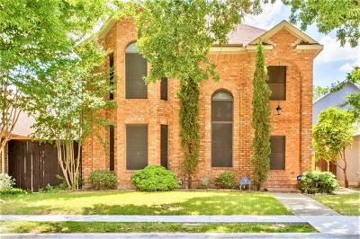 Coppell Single Family Home For Sale: 116 Summer Place Drive