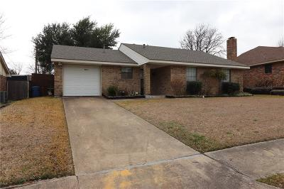 Sachse Single Family Home For Sale: 5017 Brookview Drive