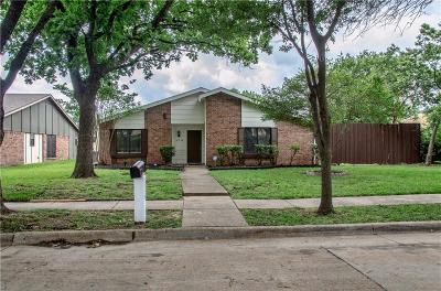 Plano Single Family Home For Sale: 2716 Countess Drive