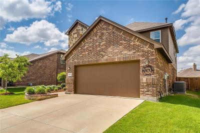 Fort Worth Single Family Home Active Option Contract: 2605 Canyon Wren Lane