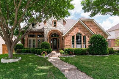 Carrollton Single Family Home For Sale: 2621 Elmbrook Drive