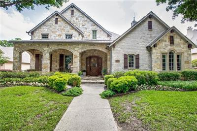 Colleyville Single Family Home Active Kick Out: 109 Bartram Lane