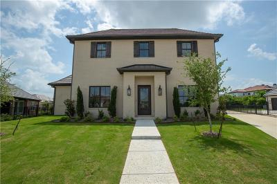 Benbrook Single Family Home For Sale: 5208 Sendero Drive