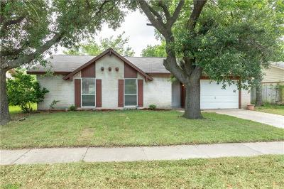 Garland Single Family Home For Sale: 5001 Stagecoach Lane
