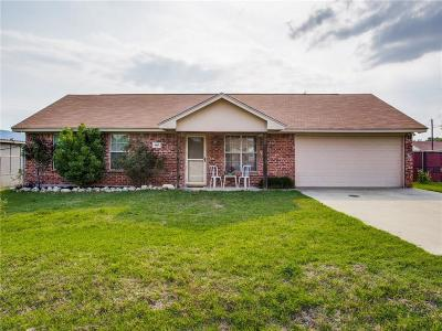 Parker County Single Family Home Active Option Contract: 405 Ashwood Street