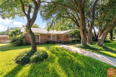 Brownwood Single Family Home For Sale: 2403 11th Street