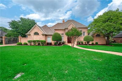 Colleyville Single Family Home For Sale: 7905 Jefferson Circle