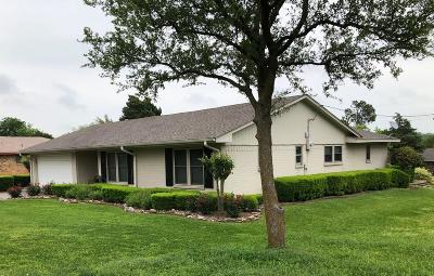 Keene Single Family Home For Sale: 311 Woodlawn Drive