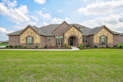 Celina Single Family Home For Sale: 2055 Lariat Trail