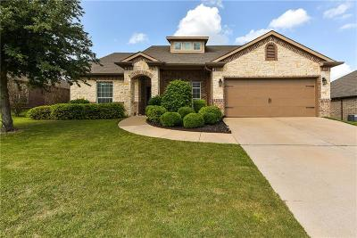 Weatherford Single Family Home For Sale: 1635 Stetson Drive