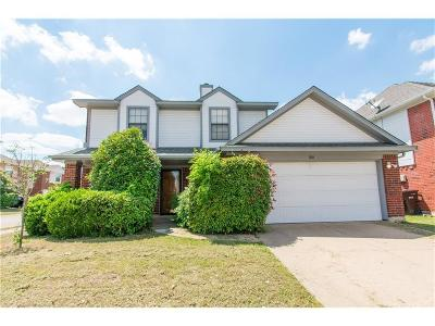 Plano Residential Lease For Lease: 3701 Promenade Drive