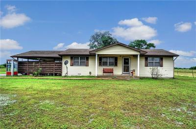 Grayson County Single Family Home Active Option Contract: 4423 Hagerman Road