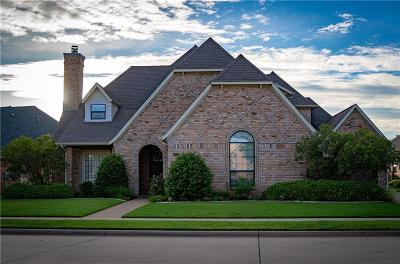 Granbury Single Family Home For Sale: 2701 Waters Edge Drive