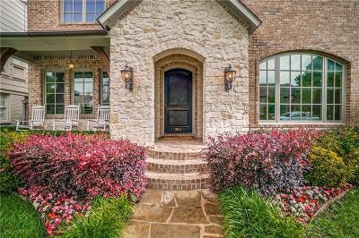 University Park Single Family Home For Sale: 3900 Stanford Avenue