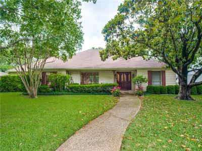 Dallas County, Denton County, Collin County, Cooke County, Grayson County, Jack County, Johnson County, Palo Pinto County, Parker County, Tarrant County, Wise County Single Family Home For Sale: 7623 Cliffbrook Drive