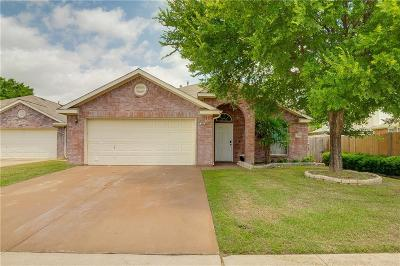 Dallas County, Denton County, Collin County, Cooke County, Grayson County, Jack County, Johnson County, Palo Pinto County, Parker County, Tarrant County, Wise County Single Family Home For Sale: 116 Loda Court