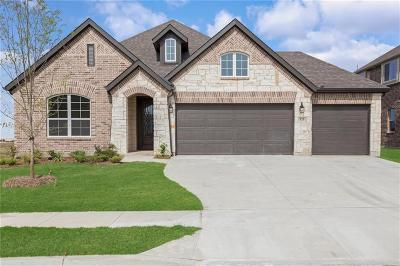 Prosper Single Family Home For Sale: 820 Grove Vale Drive