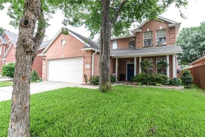 Coppell Single Family Home For Sale: 645 W Bella Vista Drive