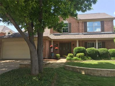 Flower Mound Single Family Home For Sale: 1632 Yaggi Drive