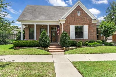 Single Family Home For Sale: 8604 Riverdale Drive