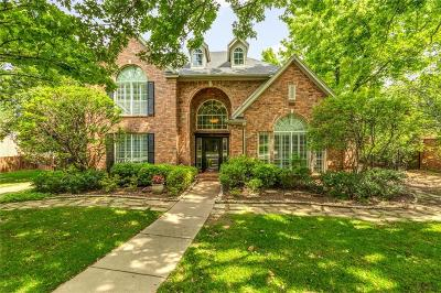 Grapevine Single Family Home Active Kick Out: 3040 High Cliff Drive