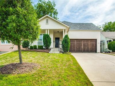Fort Worth TX Single Family Home For Sale: $415,000
