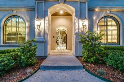 Preston Hollow, Preston Hollow Rev Single Family Home For Sale: 5947 Park Lane