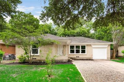 Dallas Single Family Home For Sale: 2123 San Pablo Drive