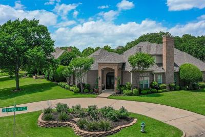 Southlake Single Family Home For Sale: 1401 Chimney Works Drive