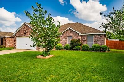 Waxahachie Single Family Home For Sale: 116 Commonwealth Circle