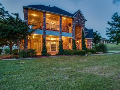 Fort Worth Single Family Home For Sale: 3721 S Lighthouse Hill Lane