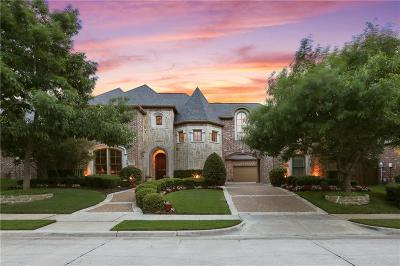 Flower Mound Single Family Home Active Option Contract: 3705 Winding Oaks Drive