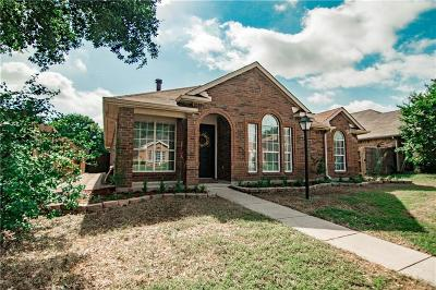Lewisville Single Family Home For Sale: 1719 Creekway Drive