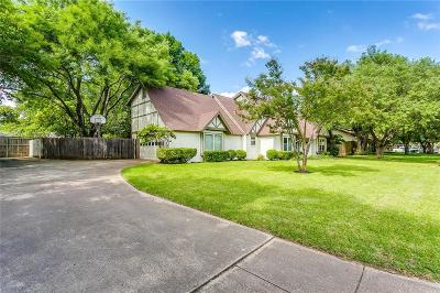 Dallas County, Denton County, Collin County, Cooke County, Grayson County, Jack County, Johnson County, Palo Pinto County, Parker County, Tarrant County, Wise County Single Family Home For Sale: 504 Raven Court