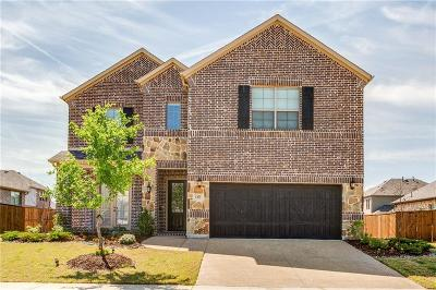 Wylie Single Family Home For Sale: 1300 Cold Stream Drive