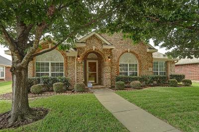 Allen Single Family Home For Sale: 1317 Kingsley Court