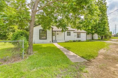 Dallas County, Denton County, Collin County, Cooke County, Grayson County, Jack County, Johnson County, Palo Pinto County, Parker County, Tarrant County, Wise County Single Family Home For Sale: 3788 Kearby Street