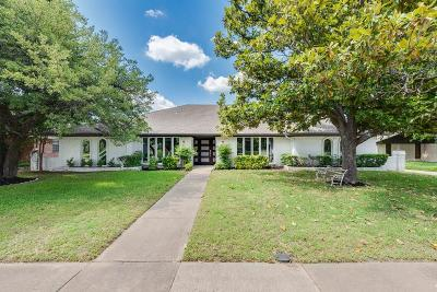 Dallas County, Denton County, Collin County, Cooke County, Grayson County, Jack County, Johnson County, Palo Pinto County, Parker County, Tarrant County, Wise County Single Family Home For Sale: 2405 Webster Drive