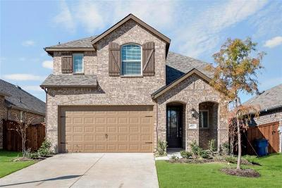 Denton County Single Family Home For Sale: 3521 Lilac Drive