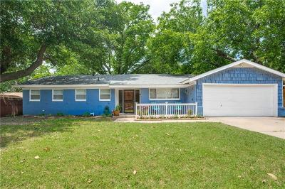 Fort Worth Single Family Home For Sale: 3204 Phoenix Drive