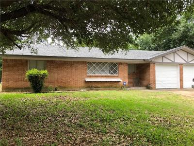 Parker County Single Family Home For Sale: 7004 Jewell Avenue