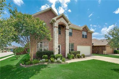 Dallas County, Denton County, Collin County, Cooke County, Grayson County, Jack County, Johnson County, Palo Pinto County, Parker County, Tarrant County, Wise County Single Family Home For Sale: 401 Bryn Mawr Lane