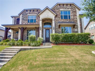 Single Family Home For Sale: 1581 Edmondson Trail