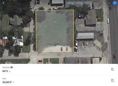 Weatherford Residential Lots & Land For Sale: 109 North Line Street