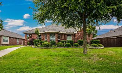 Allen Single Family Home For Sale: 709 Sweet Peach Drive
