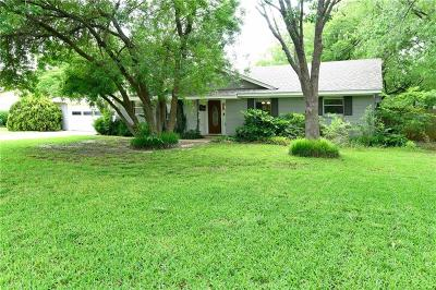 Denton County Single Family Home For Sale: 3297 Hartlee Field Road