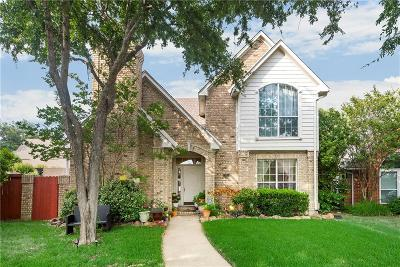 Irving Single Family Home Active Option Contract: 303 Pecos Trail